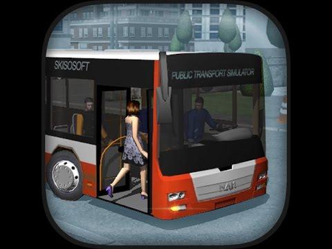 (Планшет) Public Transport Simulator 1 часть
