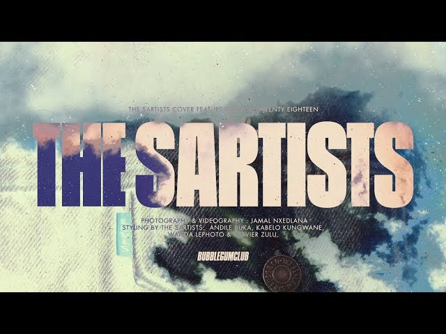 The Sartists Cover Feature