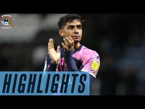 Preston Coventry Goals And Highlights