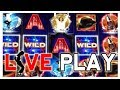 🚶🏃 LIVE PLAY 🎰 Slot Machines with MJ🚶🏃 + MORE! ✦ Slot Machine Pokies w Brian Christopher