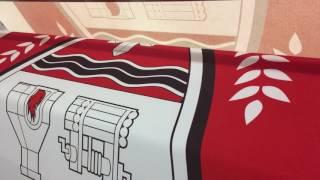 видео Какие ткани применяются для вышиванок: состав и свойства