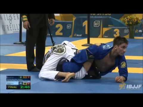 Guilherme Mendes 4X Black Belt BJJ World Champion Highlight