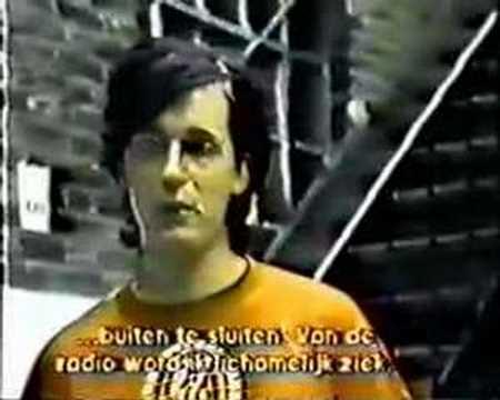Jhonn Balance (of Coil) interview 1988