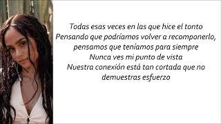 Kehlani, Ty Dolla $ign - Nights Like This (Letra en español)