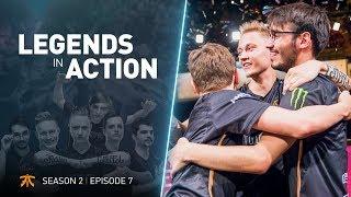 Legends in Action | S2E7 - FINALE