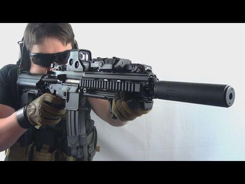 (Airsoft) HK416D Devgru Custom Tokyo Marui