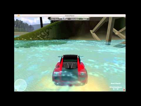 Island Racer Trailer 2