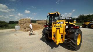Szkolenie z maszyn JCB dla rolnictwa - Ostrowieczko 22-23 czerwca