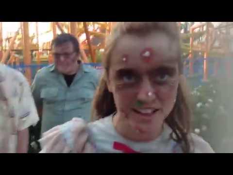 Scarowinds Opening Night Vlog 2016
