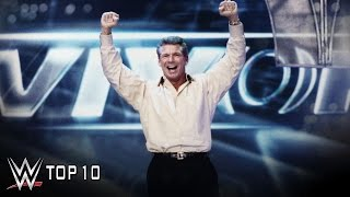 Power Struggles - WWE Top 10