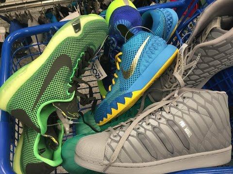 Trip to Ross: adidas Pro Model Xeno + Kobe X + Kyrie 1 + MORE!