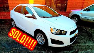 2015 Sonic Sold + Shop Update + Nissan 200sx Goes Auto Spa + Weird Beard and Austin Carr!!