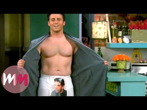 Top 10 Hilarious Friends Bloopers