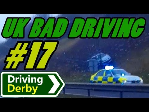 UK Bad Driving (Derby) #17