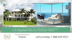 Drug Rehab Virginia - Inpatient Residential Treatment