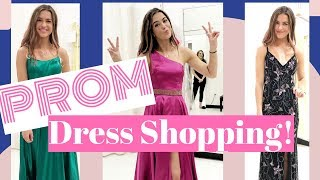 Getting my prom dress!!! | Alyssa Mikesell