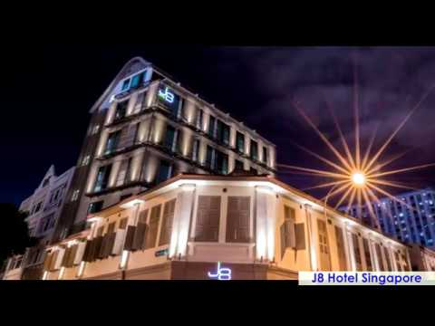 BEST MODERN ARCHITECTURE DESIGN # J8 HOTEL SINGAPORE INTERIOR AND EXTERIOR