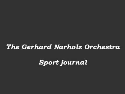 The Gerhard Narholz Orchestra - Sport journal