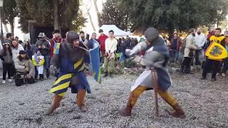 Antichi Popoli: Duelli medievali a San Casciano  2017. Video 3 di 5