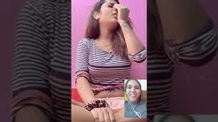 Desi  hot girl talking dirty on live (must watch)
