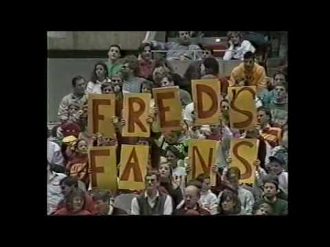 Fred Hoiberg 1995 All-American Promotional Video