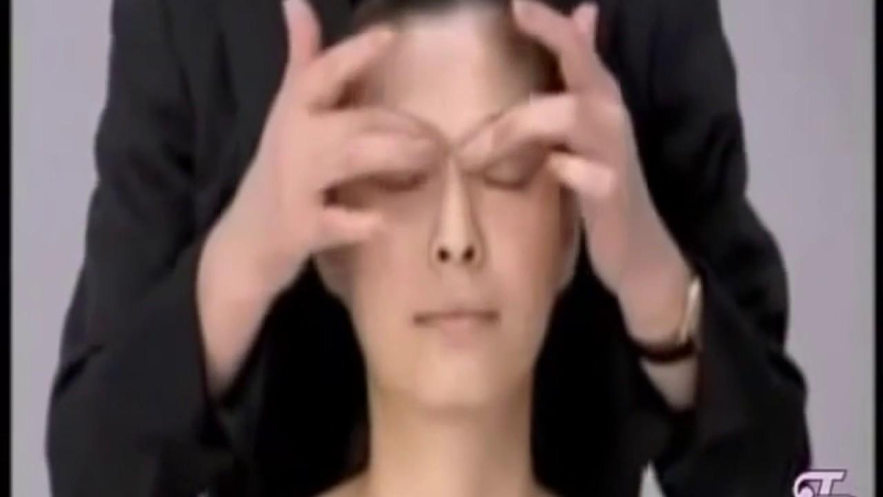Японский массаж лица Асахи Зоган. Видео (русская озвучка) новые фото