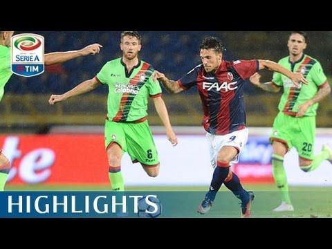 Bologna - Crotone 1-0 - Highlights - Matchday 1 - Serie A TIM 2016/17