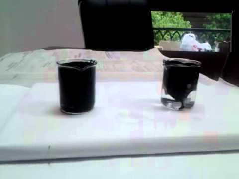 video   venezuelan heavy crude sample
