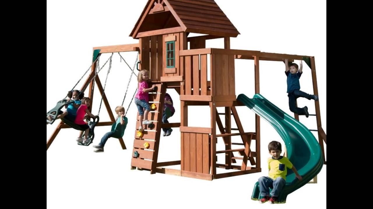 Swing N Slide Cedar Brook Play Set