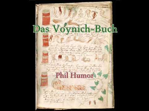 Das Voynich-Buch - Story von Phil Humor