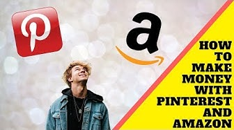 How To Make Money Online (Using Pinterest And Amazon)