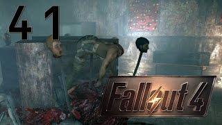 Прохождение Fallout 4 41 - Конститьюшн и галерея Пикмана