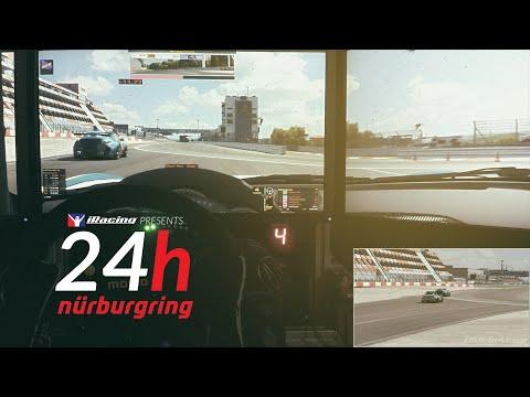 iRacing | 24 Hours of Nürburgring 2016