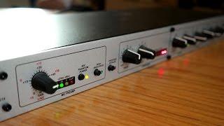 dbx 286S - Ein Mikrofon-Prozessor für den Live-Einsatz im Test und Schritt für Schritt erklärt!