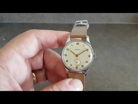 1956 Pobeda Russian Vintage Watch