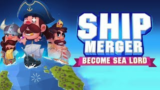 Ship Merger - Idle Tycoon Game Gameplay | Android Simulation Game