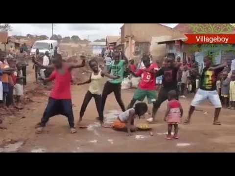 Fatafingho, oboy & Gambian child ft ghetto kids