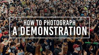 How to Photograph a Demonstration | 5 Photojournalism Tips with Malike Sidibe
