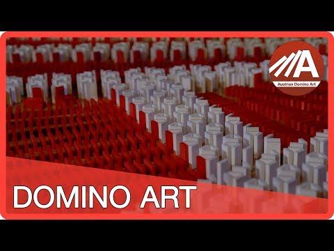 Channel Ad - Austrian Domino Art