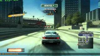 Burnout The Ultimate Box PC-Gameplay(GTX-460)