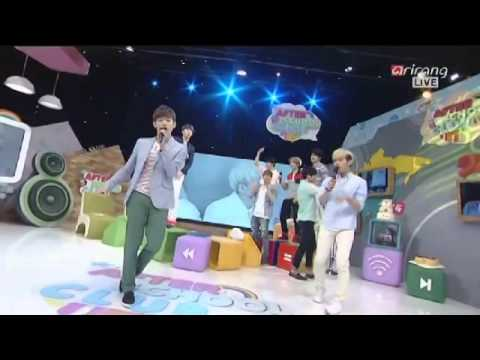 Hoya feat. live cut - Ooh Ooh Eric Nam 우우