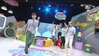 Repeat youtube video Hoya feat. live cut - Ooh Ooh Eric Nam 우우