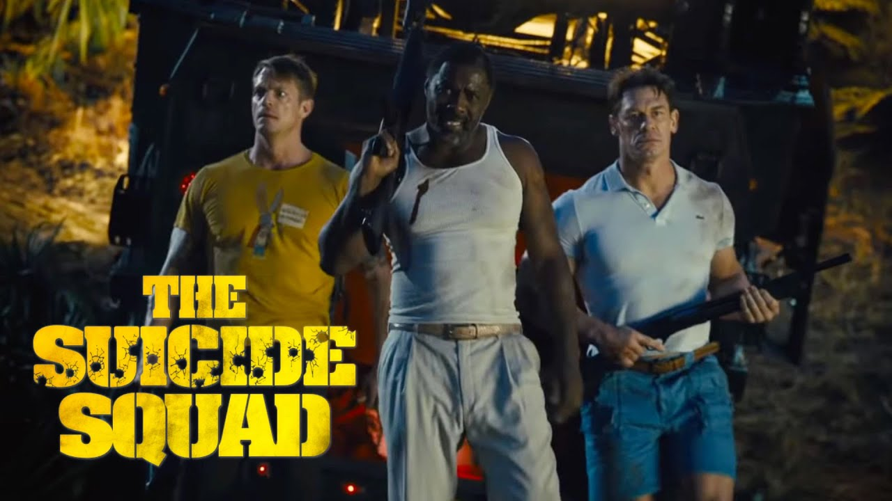Download The Suicide Squad - Official Trailer #3 (2021)