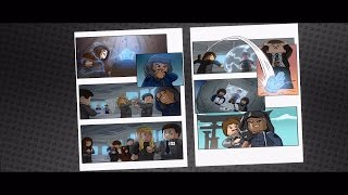LEGO MARVEL's Avengers. DLC#5. MARVEL Агенты ЩИТа