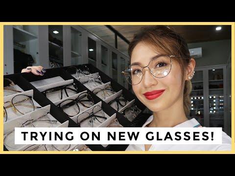Try On Glasses Haul!   Kryz Uy