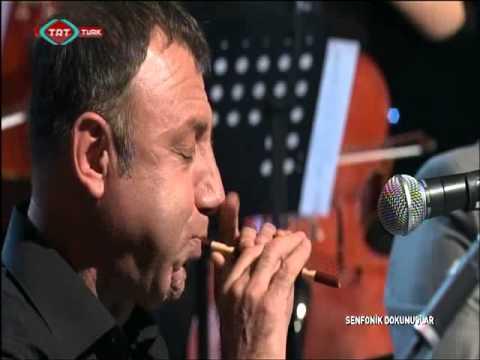 """Ferhat Erdem & Çağatay Akyol """" Dirmil Gurbet Havaları """" SENFONİK DOKUNUŞLAR TRT TÜRK"""