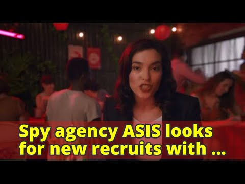 Spy agency ASIS looks for new recruits with virtual reality test