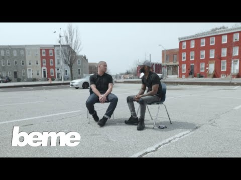 Growing up with gun violence in Baltimore