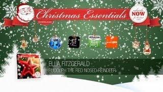 Ella Fitzgerald - Rudolph the Red Nosed Reindeer // Christmas Essentials