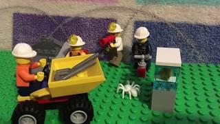 LEGO City Mining Team 60184 timelapse build